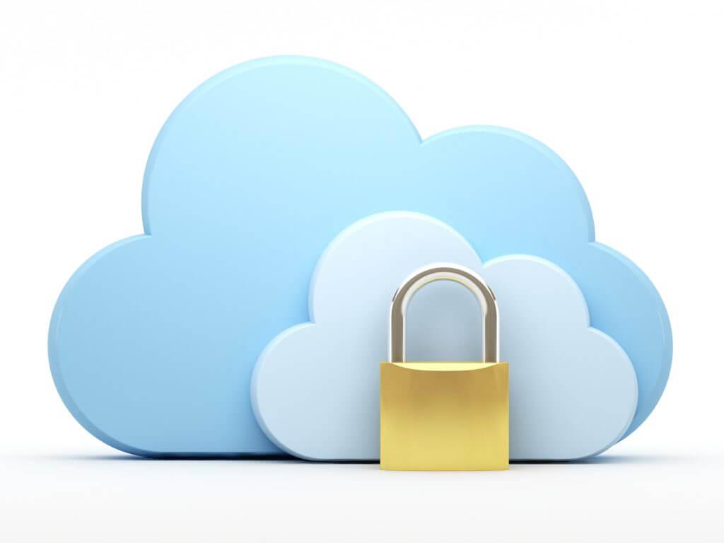 Cloud computing, security